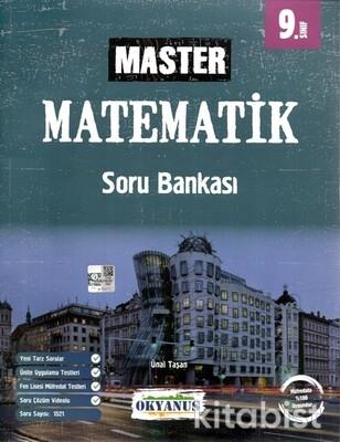 Okyanus Yayınları - 9.Sınıf Master Matematik Soru Bankası