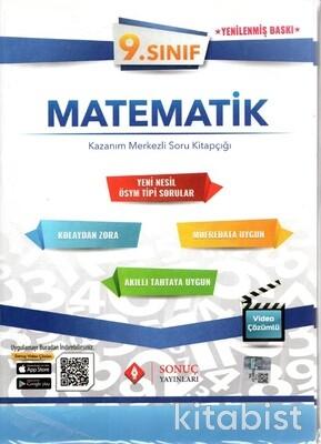 Sonuç Yayınları - 9.Sınıf Matematik Kazanım Merkezli Modüler Set