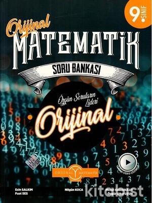 Orijinal Yayınları - 9.Sınıf Orijinal Matematik Soru Bankası