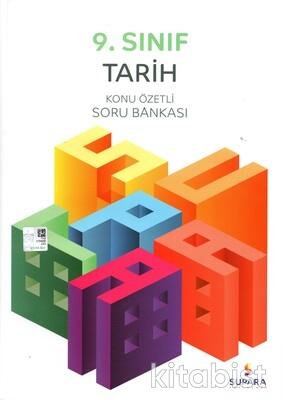Supara Yayınları - 9.Sınıf Tarih Konu Özetli Soru Bankası