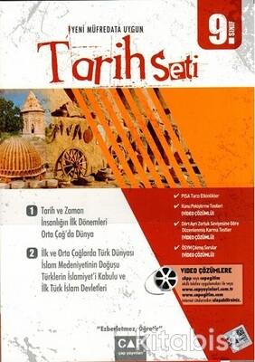 Çap Yayınları - 9.Sınıf Tarih Seti