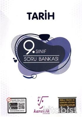 Karekök Yayınları - 9.Sınıf Tarih Soru Bankası