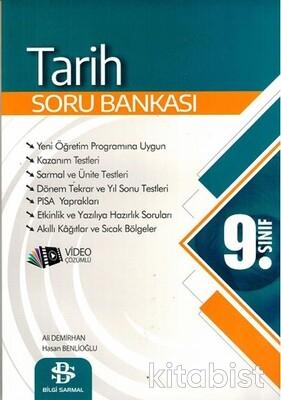 Bilgi Sarmal Yayınları - 9.Sınıf Tarih Soru Bankası