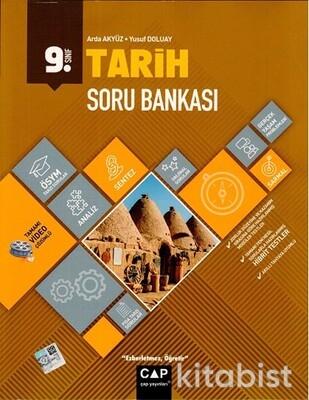 Çap Yayınları - 9.Sınıf Tarih Soru Bankası