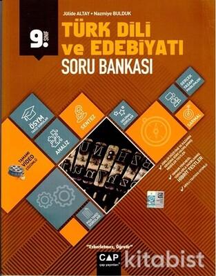Çap Yayınları - 9.Sınıf Türk Dili ve Edebiyatı Soru Bankası
