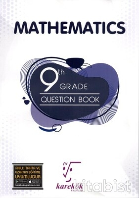 Karekök Yayınları - 9.th Mathematics Grade Question Book