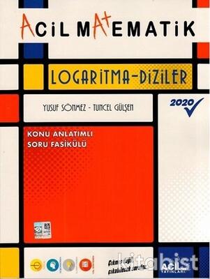 Acil Yayınları - Acil Matematik - Logaritma Diziler Konu Anlatımlı Soru Fasikülü