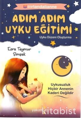 Yakamoz Yayınları - Adım Adım Uyku Eğitimi