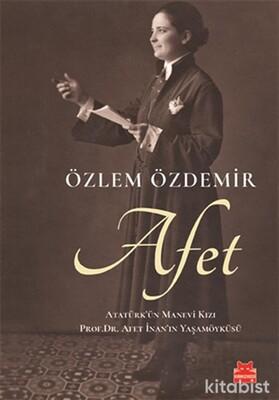 Kırmızı Kedi Yayınları - Afet