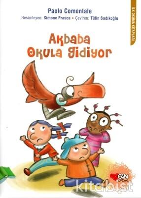 Can Çocuk Yayınları - Akbaba Okula Gidiyor
