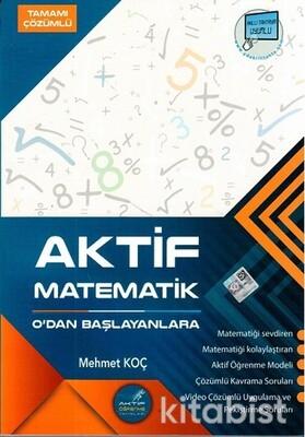 Aktif Öğrenme Yayınları - Aktif Matematik 0'dan Başlayanlara