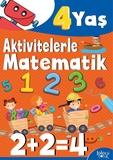 Koloni Çocuk - Aktivitelerle Matematik 4 Yaş Erkek