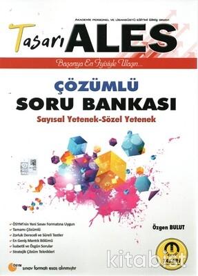 Tasarı Eğitim Yayınları - ALES 2021 Sayısal-Sözel Çözümlü Soru Bankası