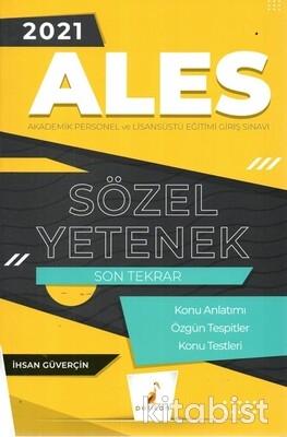 Pelikan Yayınları - ALES 2021 Sözel Yetenek Son Tekrar Konu Anlatımlı