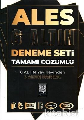 Benim Hocam Yayınları - ALES 2021 Tamamı Çözümlü 6 Altın Deneme Seti