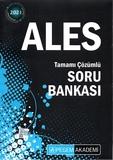 Pegem Yayınları - ALES 2021 Tamamı Çözümlü Soru Bankası
