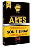 Yargı Yayınları - ALES 2022 Ekonomik Seri Tamamı Çözümlü Çıkmış Sorular Son 7 Sınav