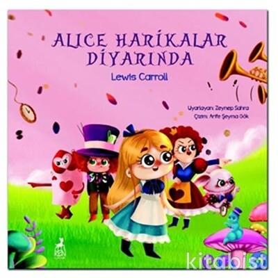 Ren Yayınları - Alice Harikalar Diyarında
