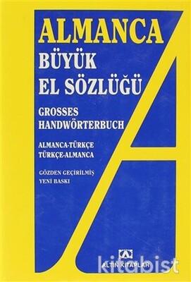 Altın Kitaplar - Almanca Büyük El Sözlüğü