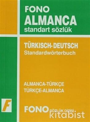 Fono Yayınları - Almanca Standart Sözlük