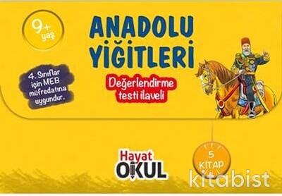 Hayat Yayınları - Anadolu Yiğitleri Set