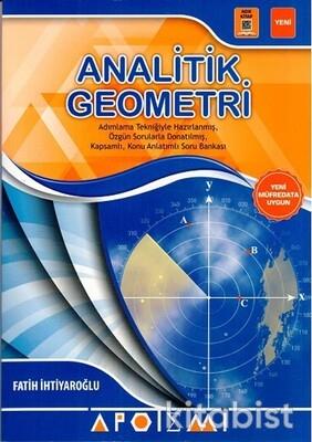 Apotemi Yayınları - Analitik Geometri