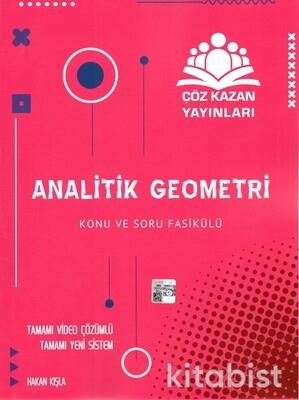 Çöz Kazan Yayınları - Analitik Geometri Konu ve Soru Fasikülü