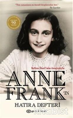 Epsilon Yayınları - Anne Frank In Hatıra Defteri
