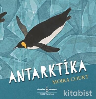 İş Bankası Yayınları - Antarktika