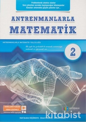 Antrenman Yayınları - Antrenmanlarla Matematik 2