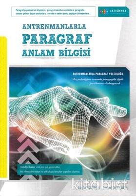Antrenman Yayınları - Antrenmanlarla Paragraf ve Anlam Bilgisi