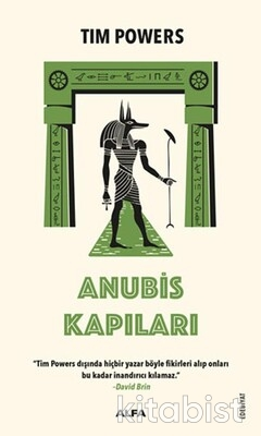 Alfa Yayınları - Anubis Kapıları