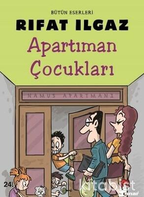 Çınar Yayınları - Apartıman Çocukları