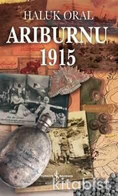 Arıburnu 1915 (K.Kapak)