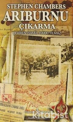 Arıburnu Çıkarma-Çanakkale Savaşı Dizisi 1(Ciltli)