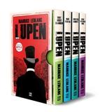 Dokuz Yayınları - Arsen Lüpen Kutulu Siyah Set (4 Kitap Takım)
