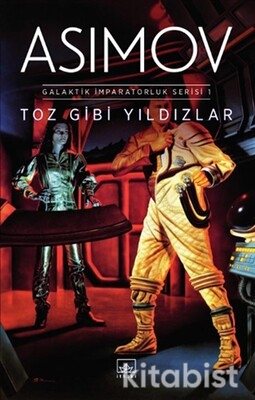 İthaki Yayınları - Asımov-Toz Gibi Yıldızlar