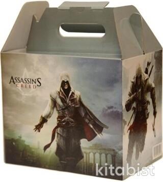 Epsilon Yayınları - Assassın S Creed Seti 6 Kitap Set