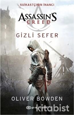 Epsilon Yayınları - Assassins Creed 3 Gizli Sefer