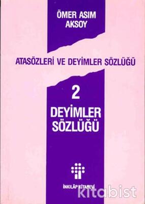 İnkılap Yayınları - Atasözleri ve Deyimer Sözlüğü 2