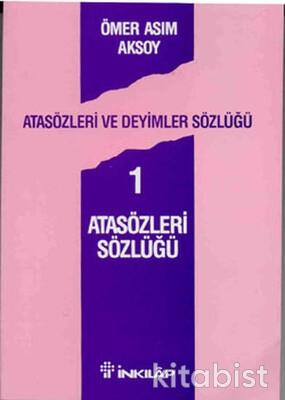 İnkılap Yayınları - Atasözleri ve Deyimler Sözlüğü 1
