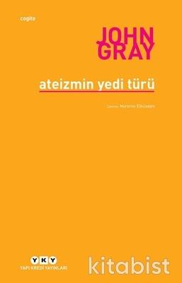 Yapıkredi Yayınları - Ateizmin Yedi Türü