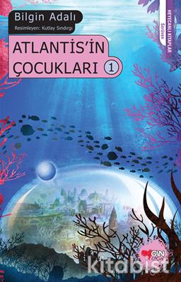 Can Çocuk Yayınları - Atlantis in Çocuklar 1