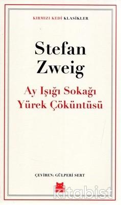 Kırmızı Kedi Yayınları - Ay Işığı Sokağı Yürek Çöküntüsü