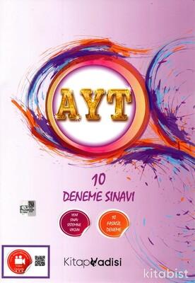 Kitap Vadisi Yayınları - AYT 10 Lu Deneme Sınavı