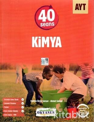 Okyanus Yayınları - AYT 40 Seans Kimya