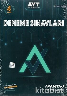 Avantaj Yayınları - AYT 4'lü Deneme Sınavı