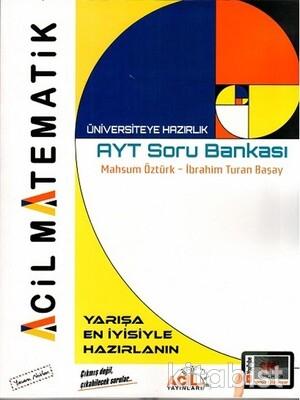 Acil Yayınları - AYT Acil Matematik Soru Bankası
