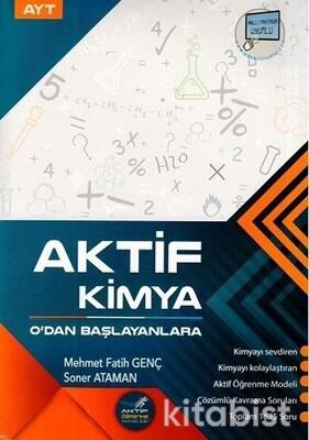 Aktif Öğrenme Yayınları - AYT Aktif Kimya 0'dan Başlayanlara