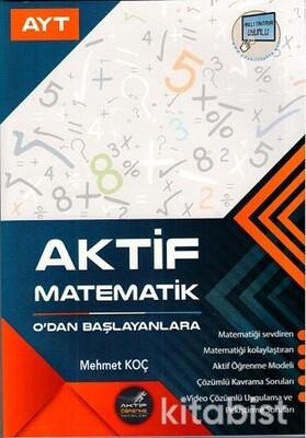 Aktif Öğrenme Yayınları - AYT Aktif Matematik 0'dan Başlayanlara